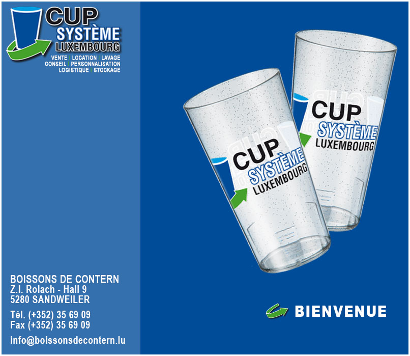 Cup Système Luxembourg
